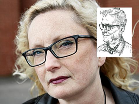Bokhandlarn möter Ingrid Elfberg