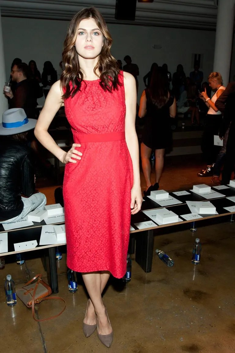 Alexandra Daddario Talks True Detective Boobs And
