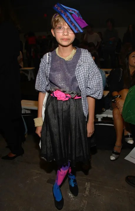 Tavi Gevinson A Fashion Retrospective That Spans Only 7