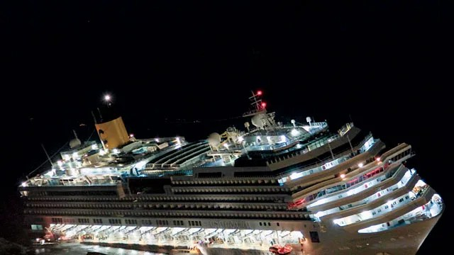 The Costa Concordia Sinking: Inside the Epic Fight for Survival