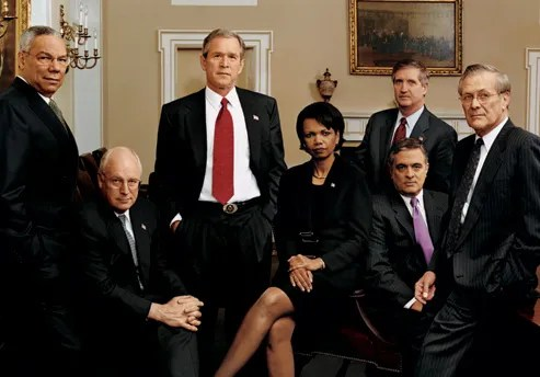 An Oral History of the Bush White House | Vanity Fair