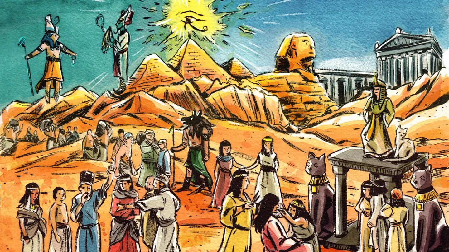 5 Amazing Stories About Ancient Egypt That Deserve To Be