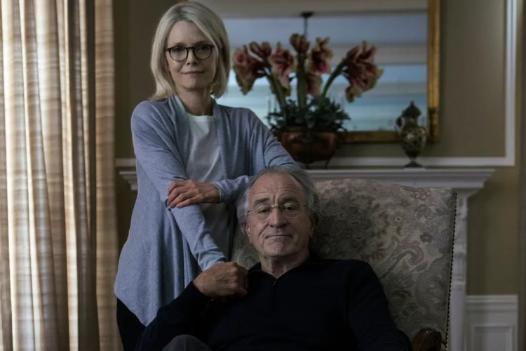 See Robert De Niro and Michelle Pfeiffer as Bernie and ...