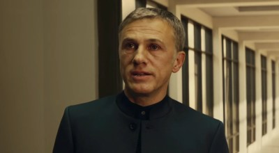 Christoph Waltz plays the villainous Oberhauser in Spectre