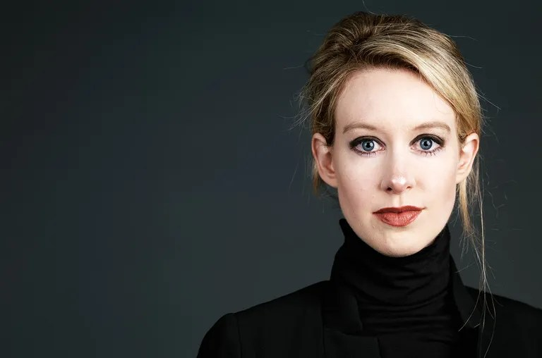 Theranos founder, chairwoman, and C.E.O. Elizabeth Holmes, in Palo Alto, California, September 2014.