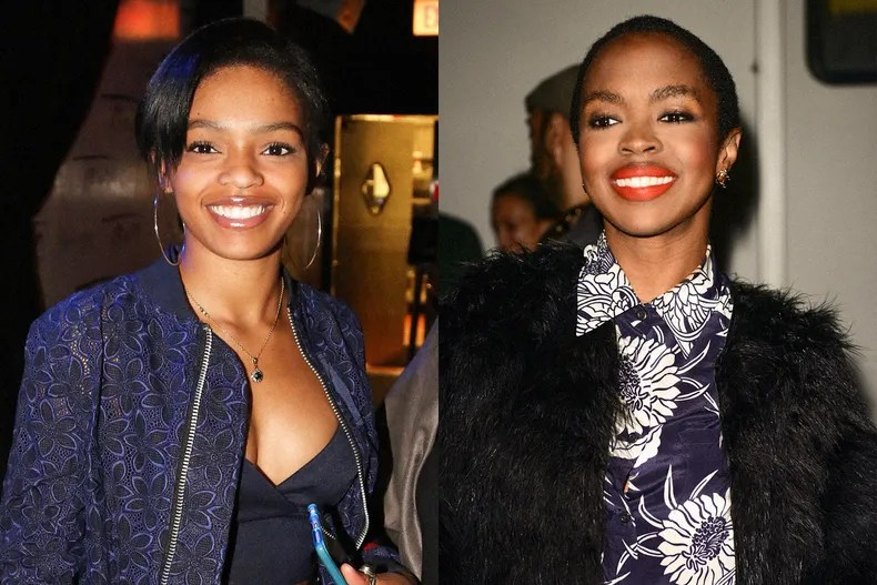Image result for SELAH MARLEY and lauryn hill  gettys images
