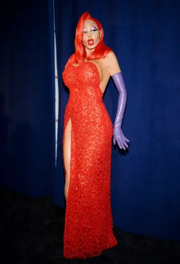 image result for heidi klum halloween