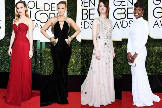 Image result for golden globe 2017 best looks