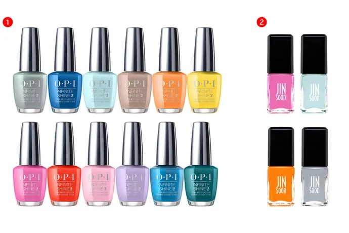 Opi Fiji Collection This Might Be The Closest We Get To A Vacation Until Summer But With As Fun Do Even Care Colors Take