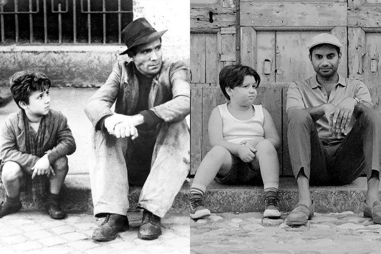 Image result for the bicycle thieves