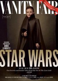Vanity Fair covers voor Star Wars VIII: The Last Jedi