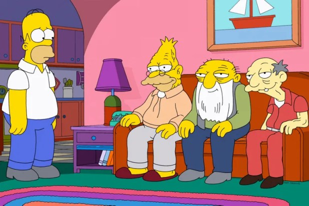 The Simpson Family's Couch, <em>The Simpsons</em>