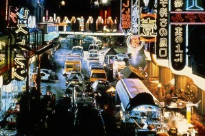 Image result for original blade runner urban