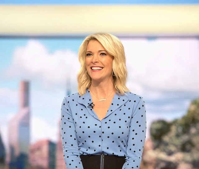 Inside Megyn Kellys Slow Motion Collision Into Morning Television Vanity Fair