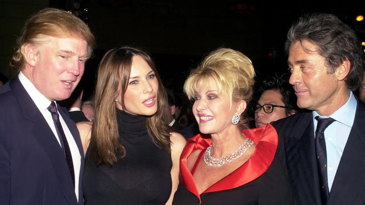 Melania Trump Hits Back At Attention Seeking Ivana Trump