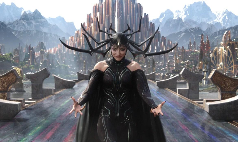 Thor: Ragnarok: How Marvel Conjured a Hela-Awesome New Villain ...