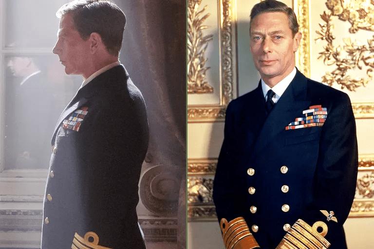 Ben Mendelsohn/King George VI—<em>Darkest Hour</em>