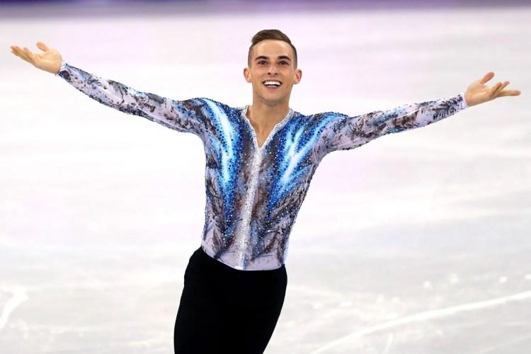 "Adam Rippon Looks Back on His ""Dream Olympic Games""   Vanity Fair"