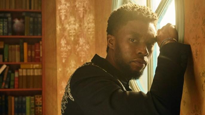 Chadwick Boseman Dies at 43   Vanity Fair