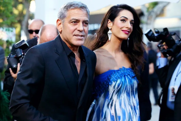 The One Thing George And Amal Clooney Cant Do Vanity Fair