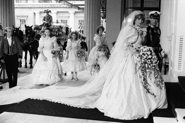 The Best Royal Wedding Gowns Of The Last Century Photos