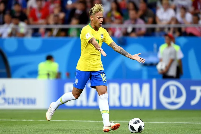 Neymar And His Much Hyped Hair Make Their World Cup Bow