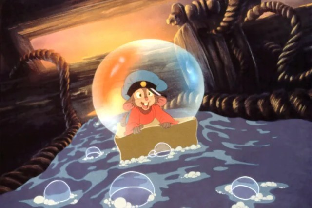 <strong><em>An American Tail</em></strong>