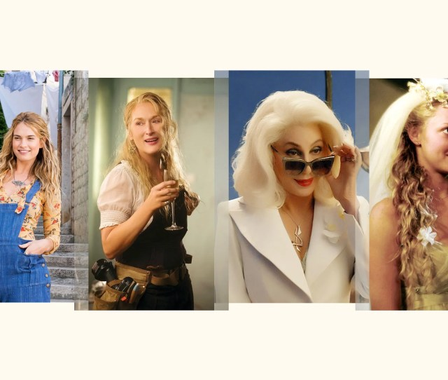 Mamma Mia Math Unraveling The Tangled Timeline Of Here We Go Again Vanity Fair