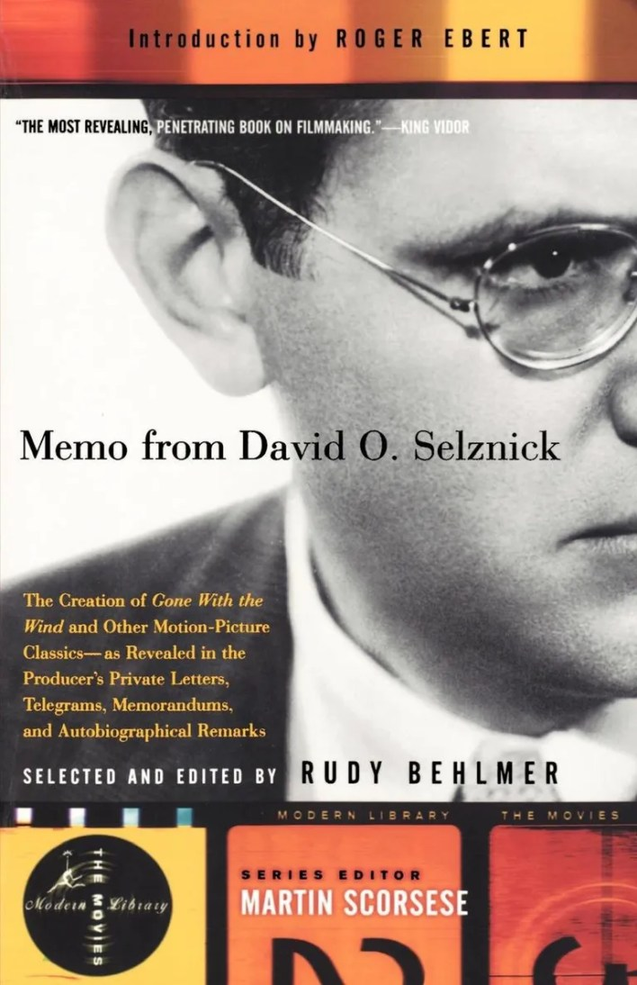 <em>Memo from David O. Selznick</em>
