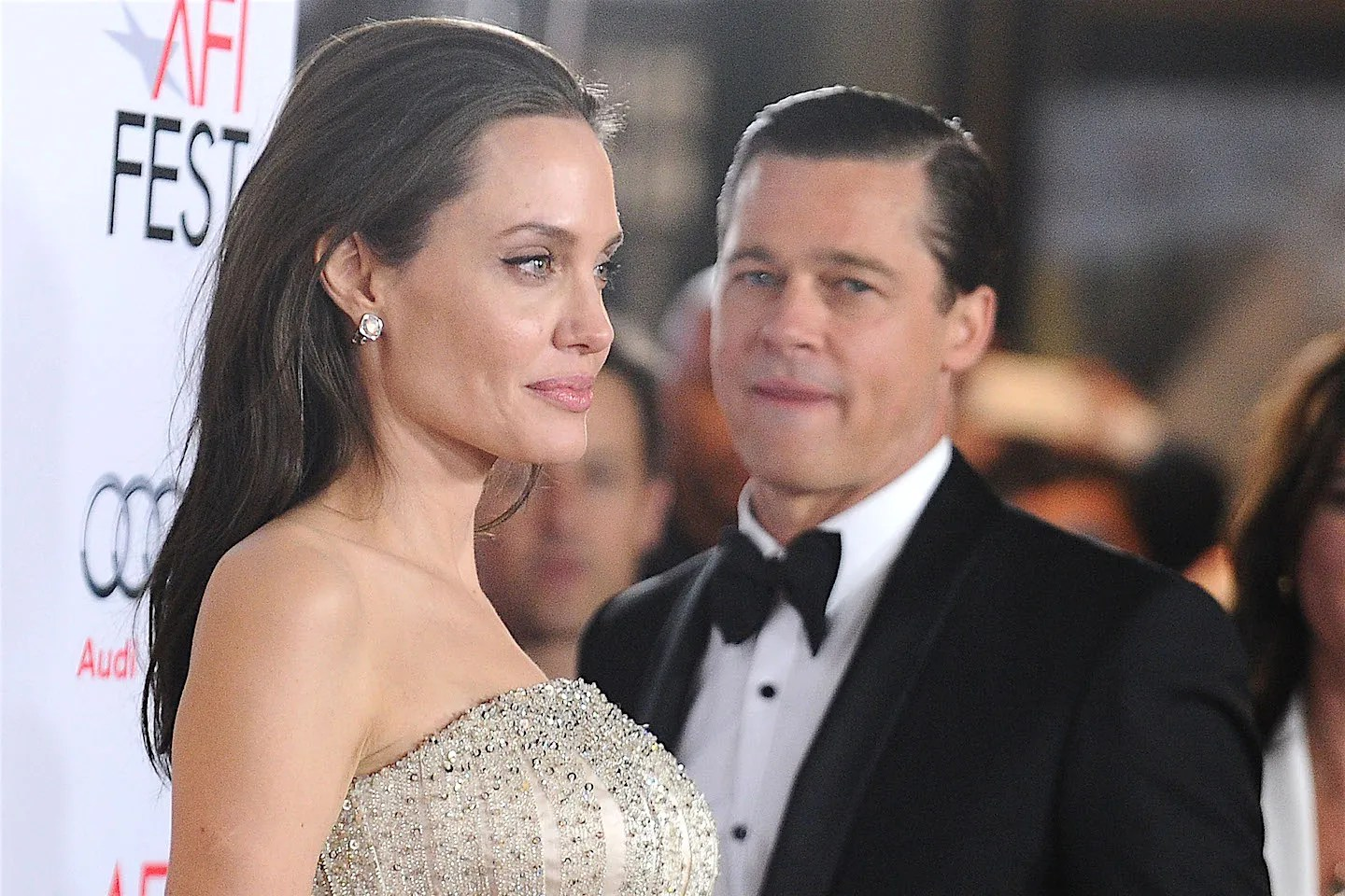 Brad Pitt Reportedly Won A Major Victory In Angelina Jolie Custody Dispute Vanity Fair
