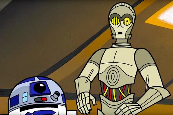 """<ol start=""""25""""> <li><em>Star Wars: Clone Wars</em> (2003-2005)</li> </ol>"""