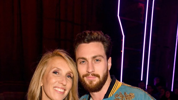 "Sam Taylor-Johnson on ""the Dream"" of Directing Husband ..."