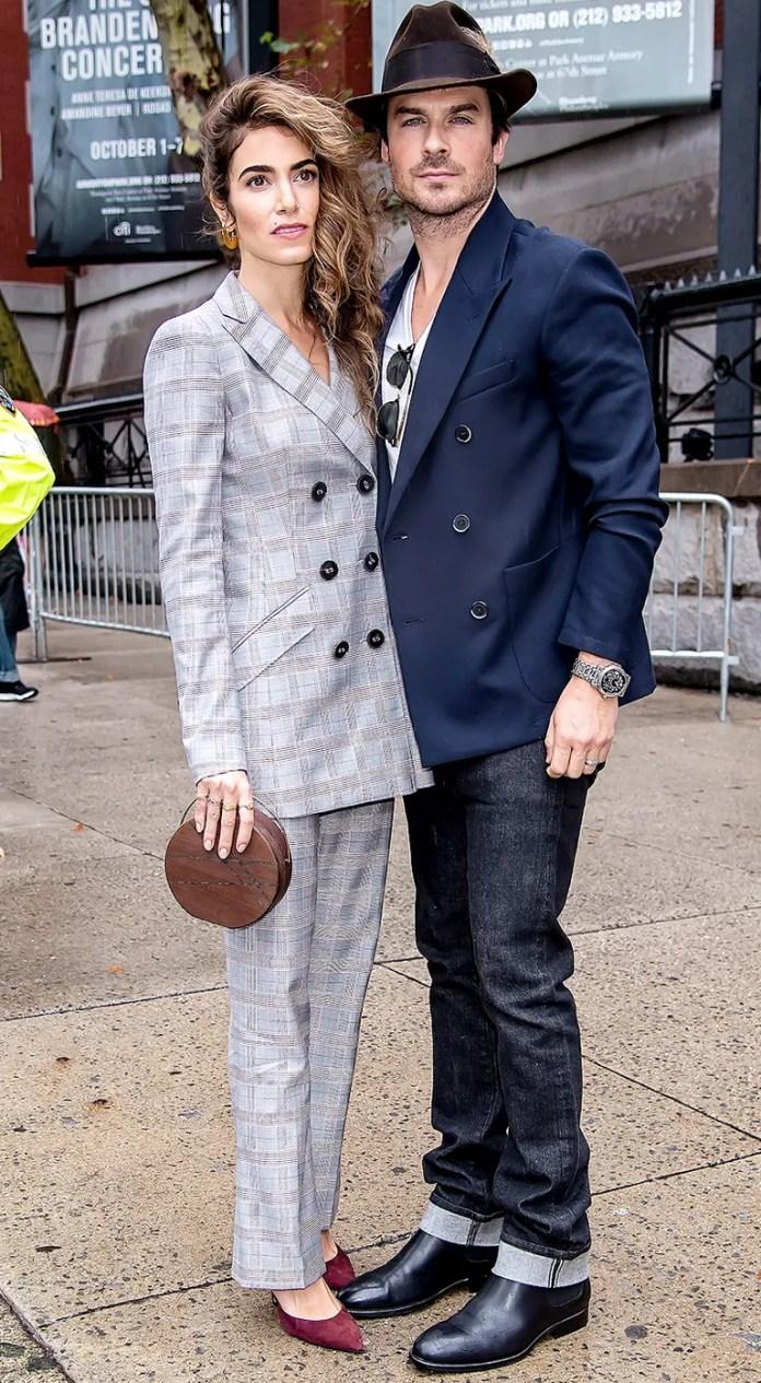 Day 5: Nikki Reed and Ian Somerhalder