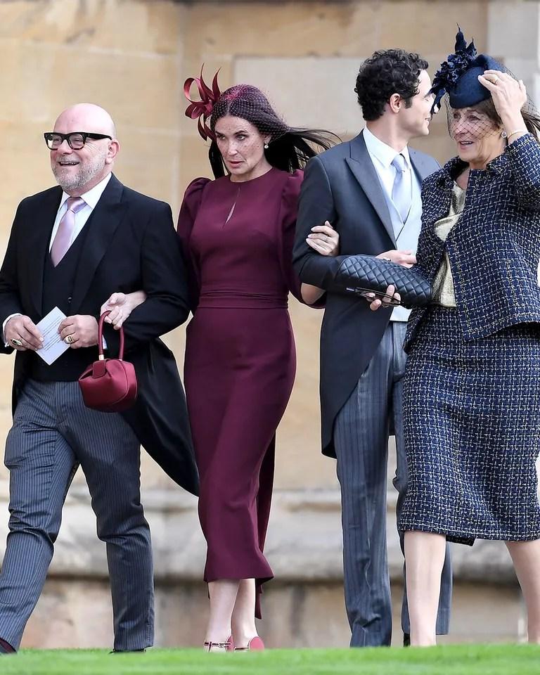 See Kate Middleton Naomi Campbell And More Royal Wedding