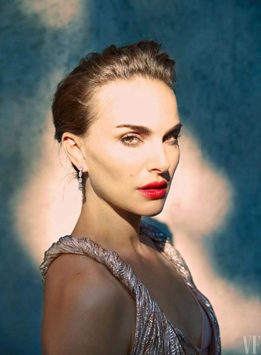 Cover Story: Natalie Portman: Voice of Light | Vanity Fair