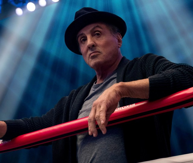 Sylvester Stallone Says Creed Ii Is His Last Rocky Movie All Things Must Pass Vanity Fair