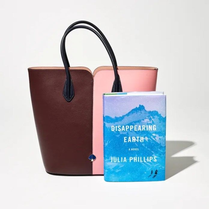* Disappearing Earth * by Julia Phillips (Knopf)