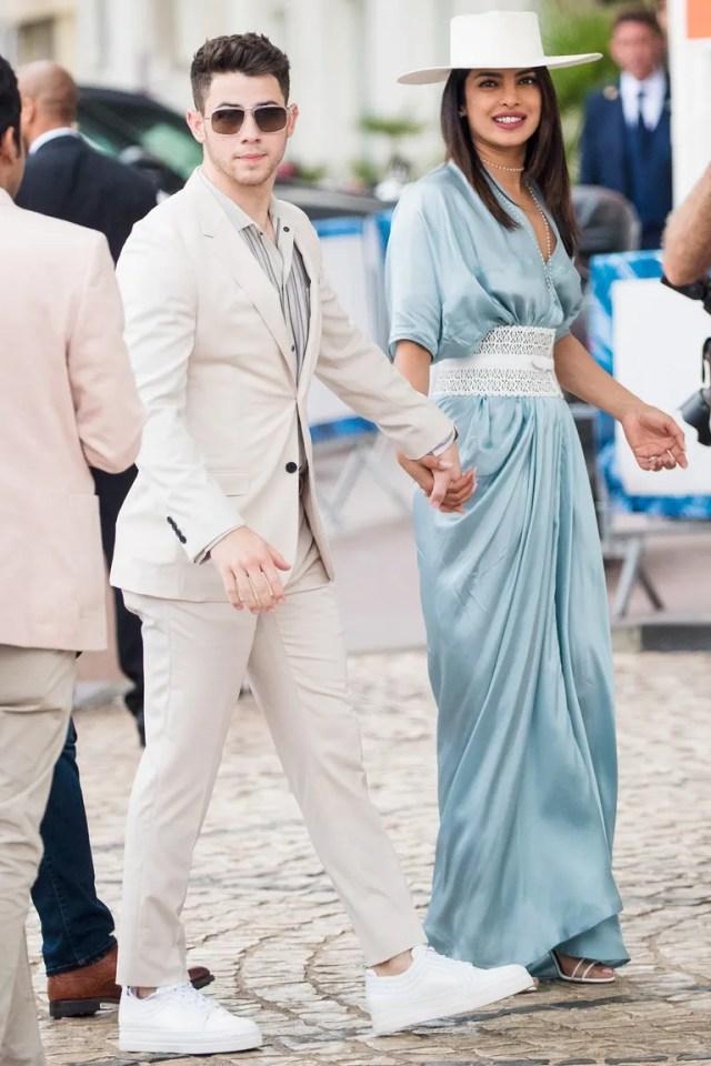 Day 4: Nick Jonas and Priyanka Chopra