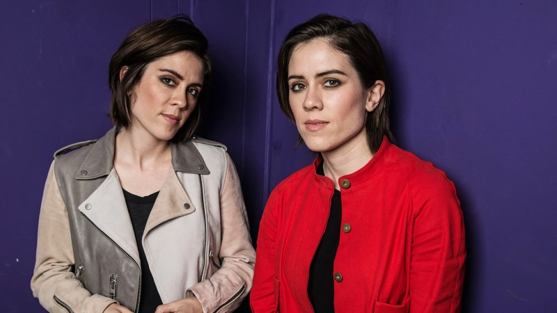 Tegan and Sara Criticize-and Come to Terms With-Their Past Selves