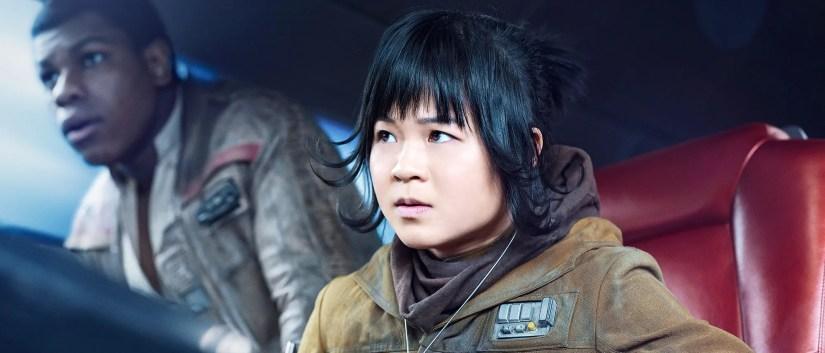 Kelly Marie Tran cree que Rose Tico aún tiene mucho que contar en Star Wars