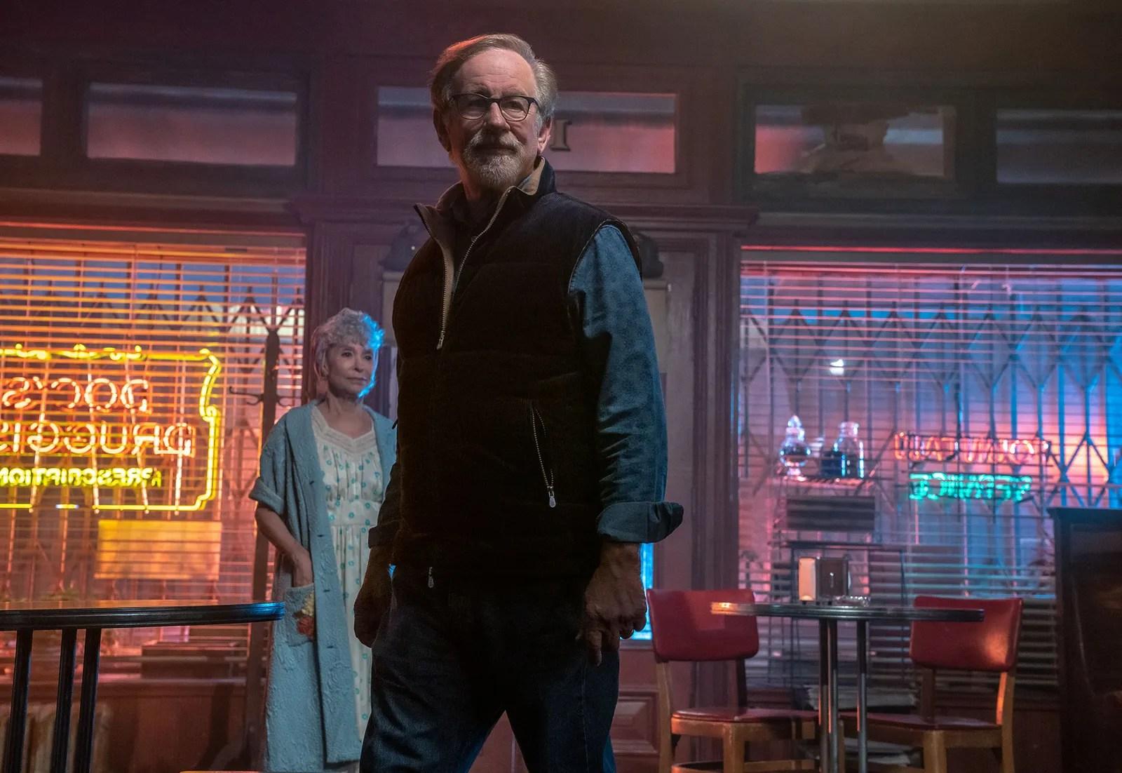 West Side Story Remake Steven Spielberg