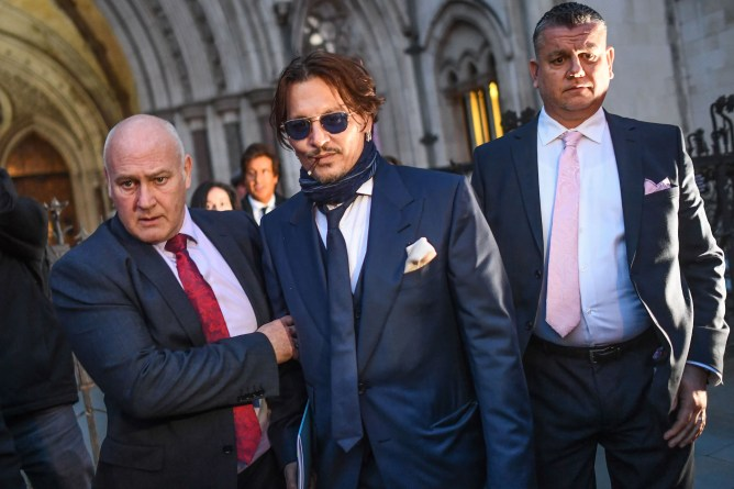 Johnny Depp and Amber Heard's Legal Battle Is Somehow Still ...
