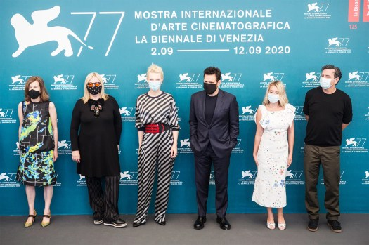 "It Feels Miraculous"": Despite COVID-19, the Venice Film Festival Persists 