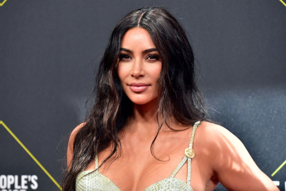Image may contain Kim Kardashian Clothing Apparel Human Person Lingerie Underwear Necklace Jewelry and Accessories
