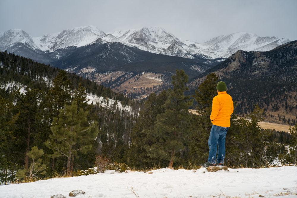 nationalparker i USA, nationalparker i Colorado
