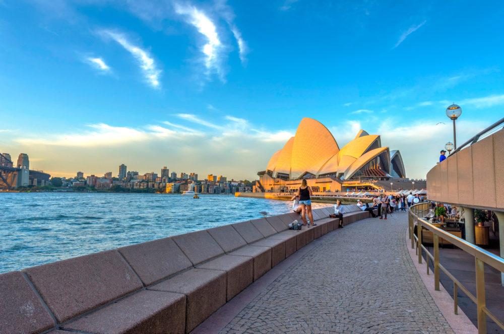 sevärdheter i Sydney, saker att göra i Sydney, kända byggnader i Sydney, sevärdheter i Australien, saker att göra i Australien, kända operahus