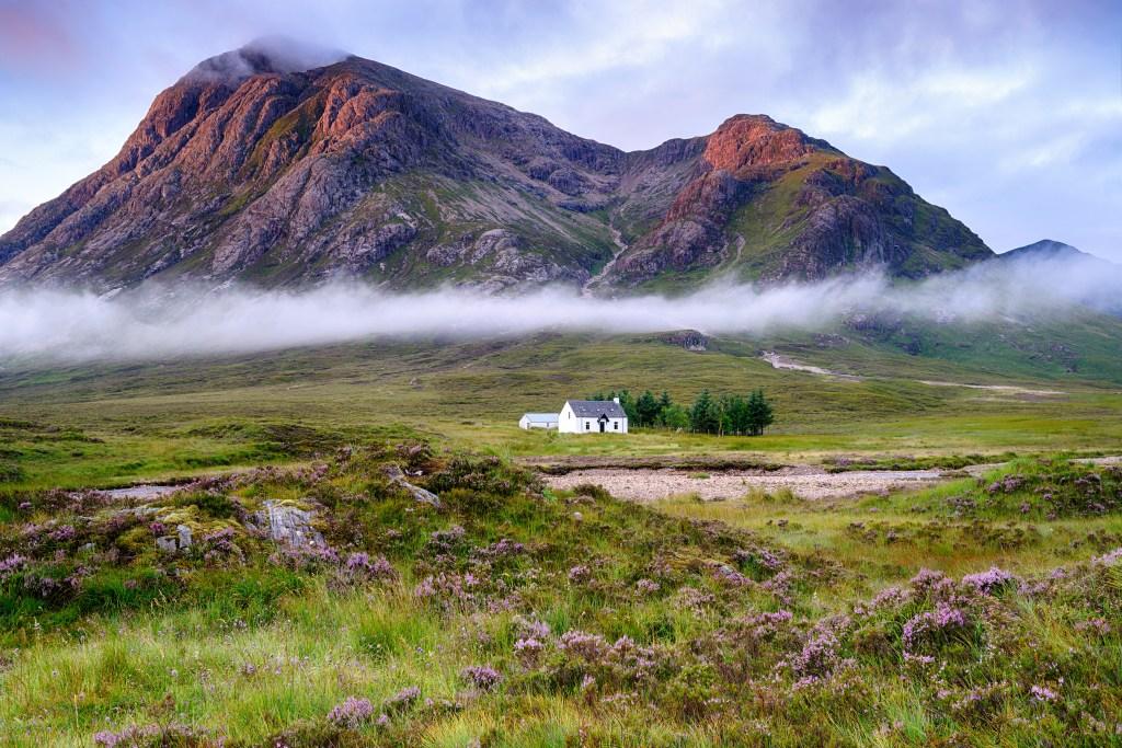 resor, resa, Storbritannien, Skottland, Glencoe, skotska högländerna, Braveheart, Glencoemassakern