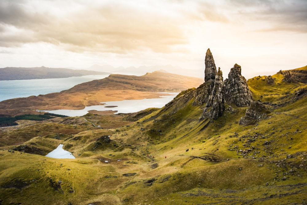 världens öar, Skye, ö i Skottland, ö i Storbritannien, öar i Skottland, öar i Storbritannien