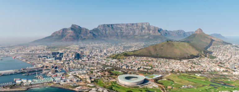 resor, resa, Sydafrika, Kapstaden, nationalpark, världskulturarv, Taffelberget, Table Mountain, åka linbana