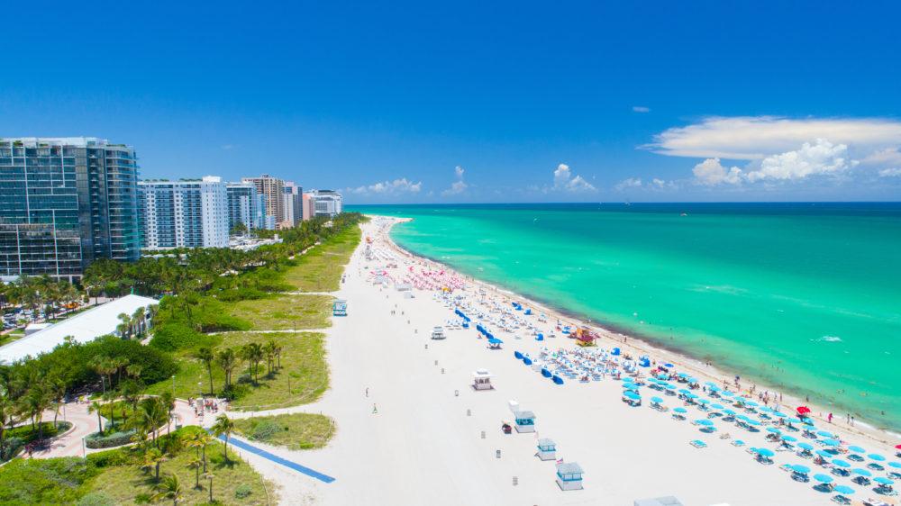 bästa stränderna i världen, bästa stränderna i Florida, bästa stränderna i USA, bästa stränderna i Miami, strand i Miami, Miami Beach
